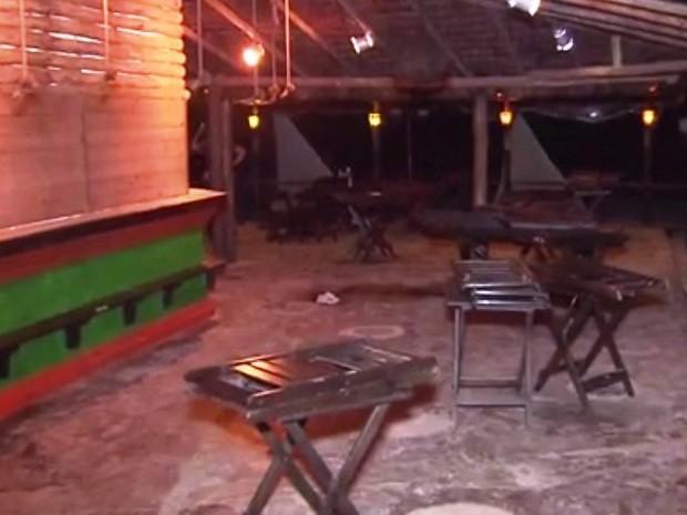 Crime aconteceu no começo da noite de quinta-feira (29) (Foto: Reprodução/TV Tribuna)