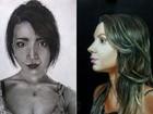 Mostra 'Retratos Femininos' reúne 18  obras na oficina cultural de São Carlos