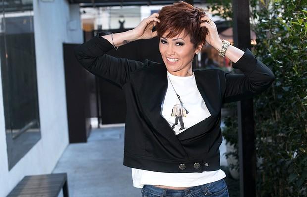 Suzana Alves posa para o EGO (Foto: Iwi Onodera/EGO)