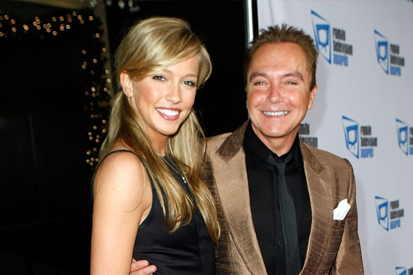Katie e David Cassidy (Foto: getty)