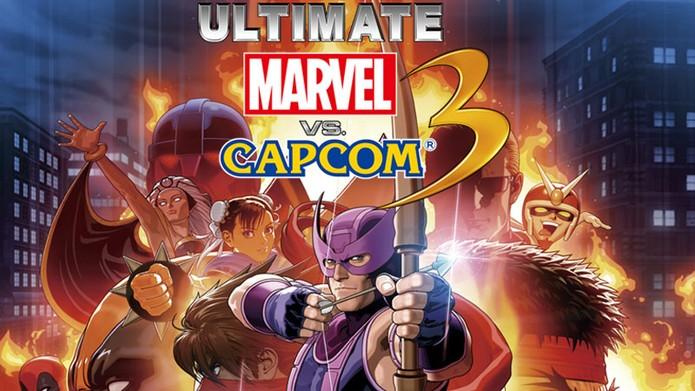 Ultimate Marvel vs. Capcom 3 chega ao PS4 (Foto: Divulgação/Capcom)