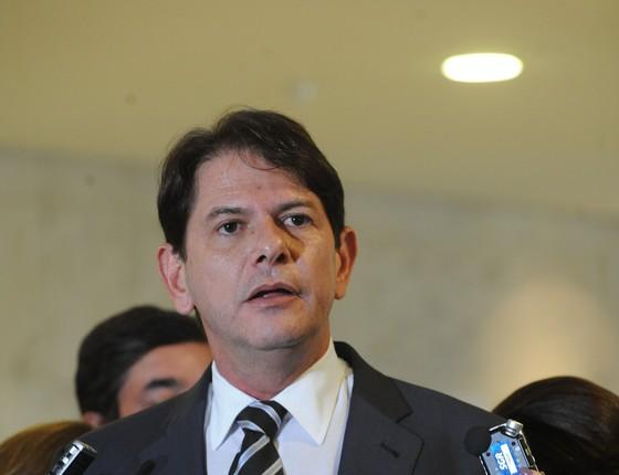 Cid Gomes (Foto: Agência Brasil)