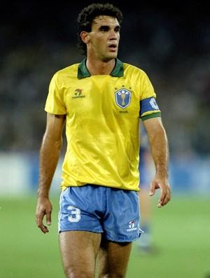 Ricardo gomes brasil copa do mundo 1990 (Foto: Agência Getty Images)