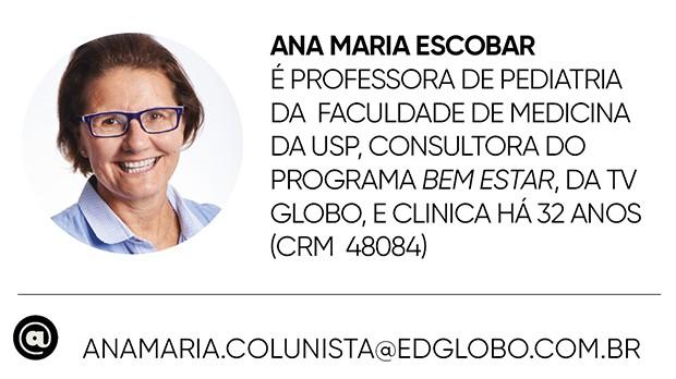 draana-anamariaescobar-colunista-ana (Foto: Guto Seixas / Editora Globo)