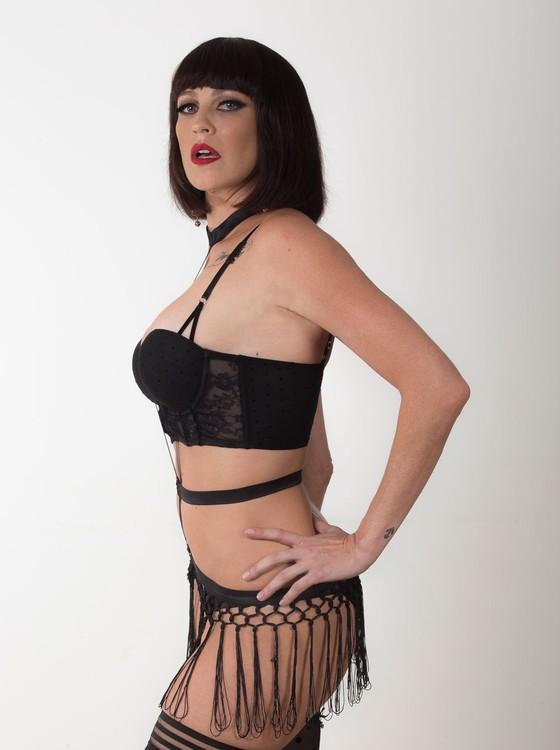 Luana Piovani,atriz (Foto:  Paula Kossatz)