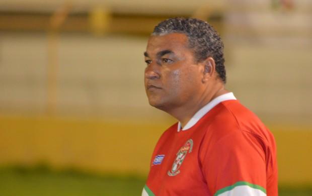 Técnico do América minimizou a derrota para o Sergipe  (Foto: Thiago Barbosa/GLOBOESPORTE.COM)