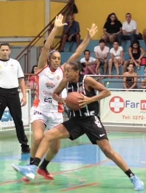 Presidente Venceslau x Corinthians/Americana, LBF, Liga de Basquete Feminino (Foto: Cláudio Almeida / Divulgação, Presidente Venceslau)