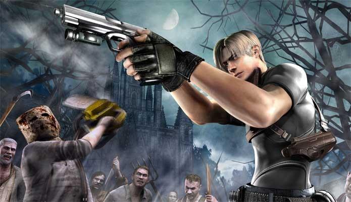 Resident Evil 4 seria exclusivo do GameCube (Foto: Divulgação/Capcom)