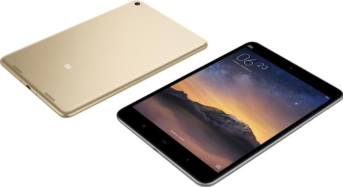 Mi Pad 2 tem versões com Android e Windows 10 (Foto: Divulgação/Xiaomi)