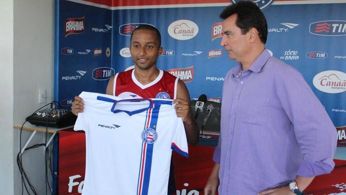 Willians Santana Bahia (Foto: Divulgação / EC Bahia)
