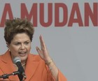 Dilma diz que 'perdoa' torcida por xingamento (Marcelo Camargo/Agência Brasil)