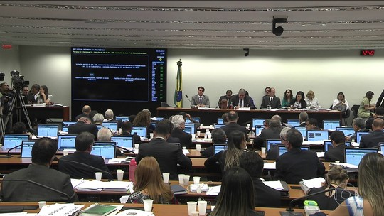 Comissão especial da Câmara conclui votação da reforma da Previdência