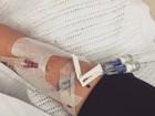 Jessie J fala sobre seu estado de saúde: 'Estou com muita dor'