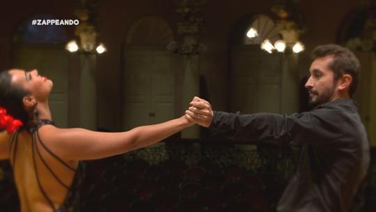 Moa Massulo e Isa Lima entram de cabeça no mundo da dança