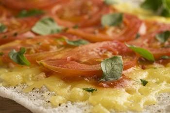 Receita de Pizza de Tapioca (Foto: Divulgao / PH Photo Studio)