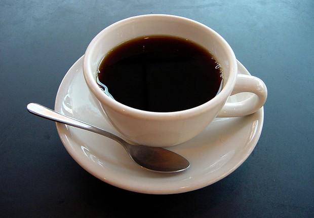 Uma xícara de café (Foto: Wikipédia/Julius Schorzman)
