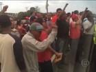 Senadores decidem retornar ao Brasil após protesto na Venezuela
