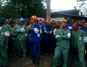 Operários Maracanã (Foto: Marcelo Baltar)
