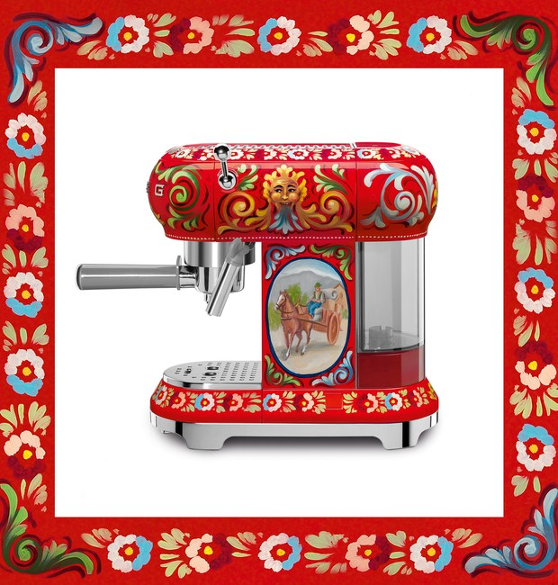 Linha de eletrodomésticos Sicily is my Love (Foto: Reprodução/Dolce&Gabbana)