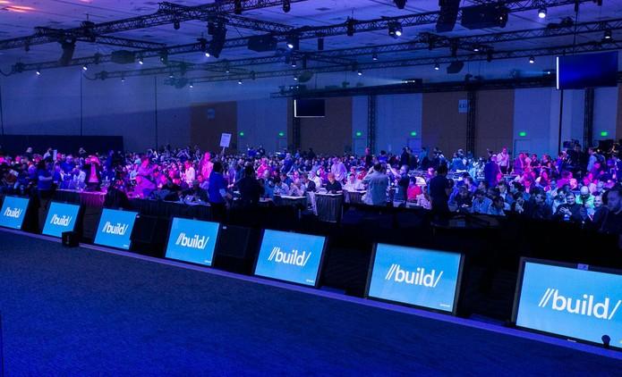 Microsoft Build 2015 (Foto: Divulgação/Microsoft)