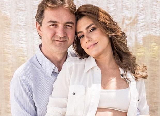 Joesley Batista e Ticiana Villas Boas (Foto: Reprodução)