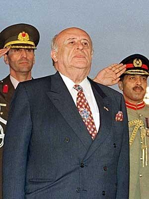 O ex-presidente da Turquia, Suleyman Demirel (Foto: Arquivo / Reuters)