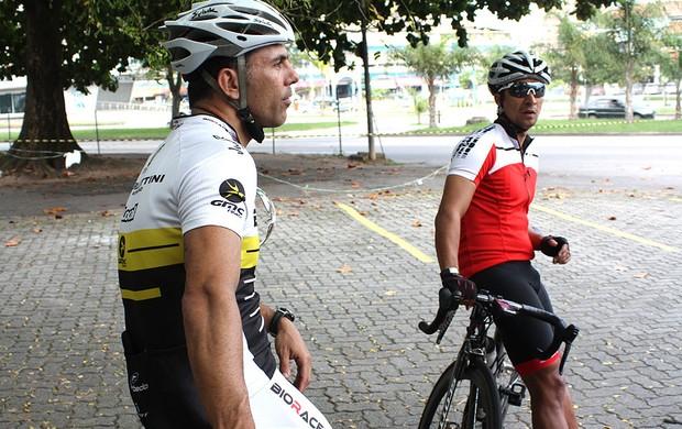 aplicativo bike Eu Atleta SporTV (Foto: Bebel Clark)
