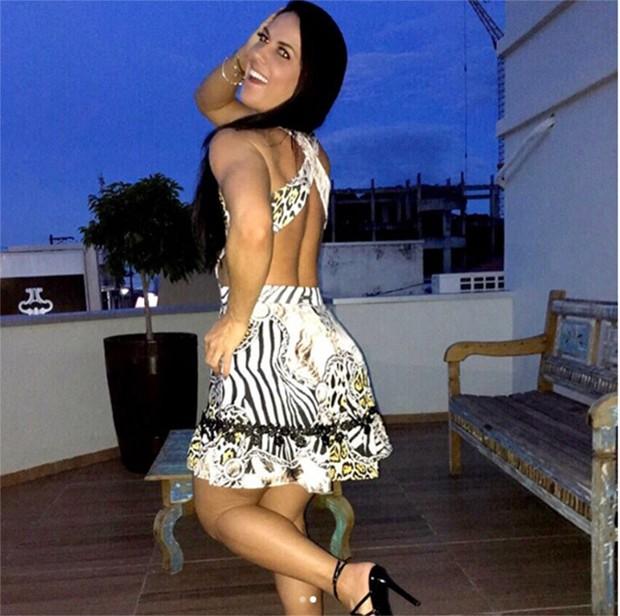 Graciele Lacerda (Foto: Reprodução / Instagram)