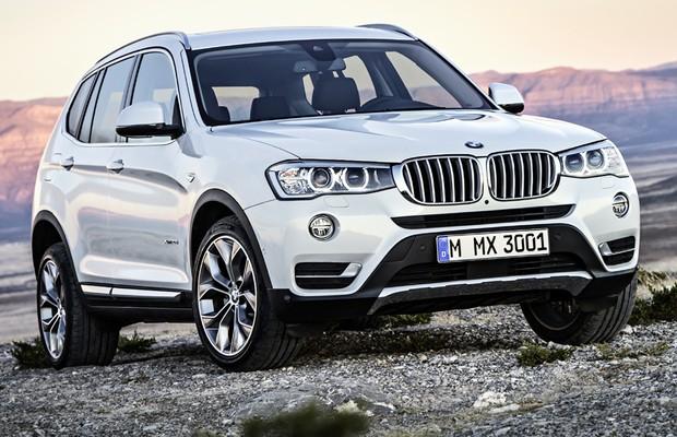 BMW X3 reestilizado começa a ser vendido no Brasil por R$ 198 mil
