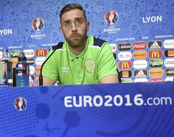 Richard Keogh Irlanda (Foto: Reuters)