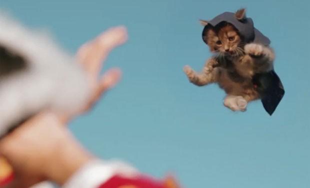 Paródia do game 'Assassins Creed Unity' com gatinhos como protagonistas faz sucesso na internet (Foto: Reprodução/YouTube/Mr.TVCow)