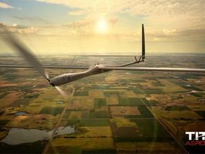 Drone da Titan Aerospace, fabricante de veículos aéreos não tripulados comprada pelo Google.
