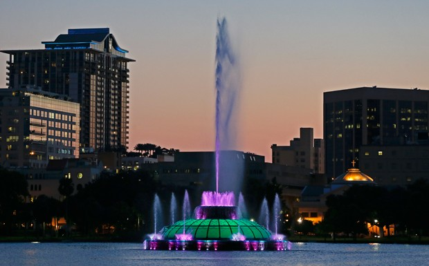 Lake Eola Park (Foto: AP Photo/John Raoux)