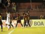 Com mais dois gols, Marcos Aurélio entra na briga por artilharia da Série B