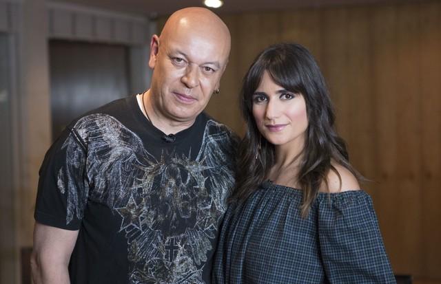 Nicolas Degennes e Luiza Souza (Foto: Rafael Avancini)