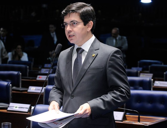 O senador Randolfe Rodrigues (Rede-AP) (Foto: Waldemir Barreto /Agência Senado)