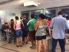Busca por FGTS em Maceió é grande em agências da Caixa neste sábado