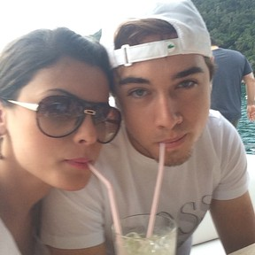 Babi Rossi e Olin Batista (Foto: Instagram / Reprodução)