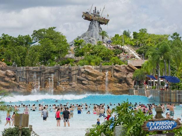 G1 Conhe 231 A 5 Parques Aqu 225 Ticos Em Orlando Para Se