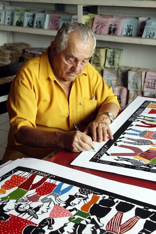 Arte Popular Brasileira: J. Borges ganha exposição em São Paulo (Foto: Divulgação)