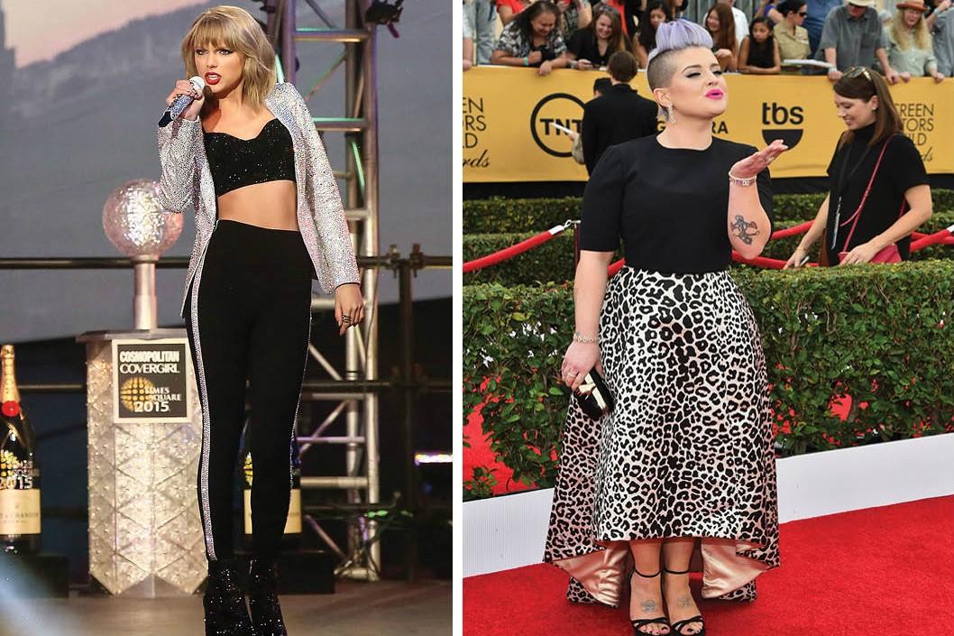 """Já a filha de Ozzy Osbourne não deixou barato para as canções de Taylor Swift. Ela já chamou a artista de """"farsa"""" e disse que ela """"namora apenas por publicidade"""". Há alguns anos, também disse: """"Meu maior problema com ela é o fato dela estar em um palco na frente de 25 mil pessoas e peguntar se elas estão ali por causa dela. Você é Taylor Swift, supere esse fato!"""". (Foto: Getty Images)"""