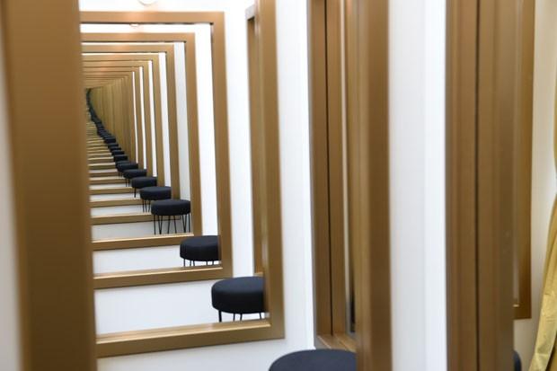 Leandro Erlich cria instalação com ilusão de ótica em São Paulo (Foto: Divulgação)