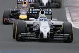 """Em 6º, Massa reclama de tráfego no Q3: """"Tive que passar cinco carros"""""""