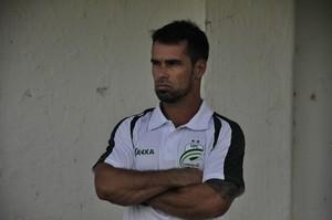 Maico Gaúcho gerente de futebol do Luverdense (Foto: Robson Boamorte)