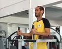 Rodrigo Souto supera lesão e pode estrear com a camisa do Resende