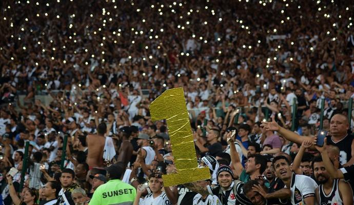 Vasco x Ceará Torcida Vasco Maracanã (Foto: André Durão)
