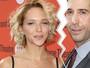 David Schwimmer, de 'Friends', e a mulher, Zoe, anunciam a separação