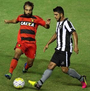 Gabriel Xavier (Foto: Aldo Carneiro/Pernambuco Press)