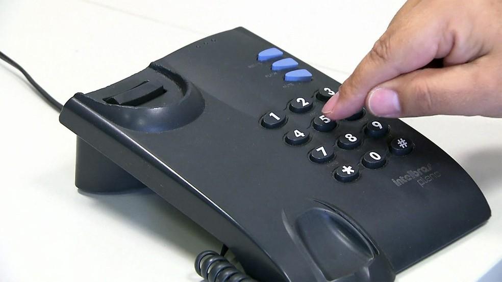 Contas de telefone fixo e pós-pago ficarão mais caras a partir de janeiro (Foto: GloboNews)