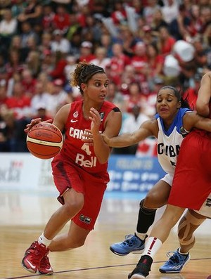Canadá x Cuba, Basquete feminino, Copa América Edmonton (Foto: José Jiménez Tirado/FIBA Americas)